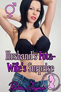 Husband's Futa-Wife's Surprise (Futa-Genie's Naughty Harem Price Spinoff Book 1)