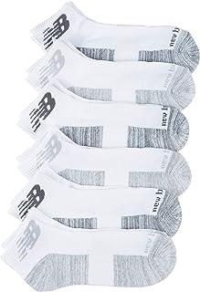 Performance Cushion Quarter Crew Socks, 6 Pair