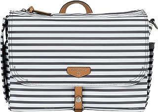 تيليفيليتل - حقيبة عربة الأطفال - مقلمة | حقيبة حفاضات للأمهات | حقيبة حفاضات مثالية | حقيبة عربة الأطفال مع مشابك لعربة ا...