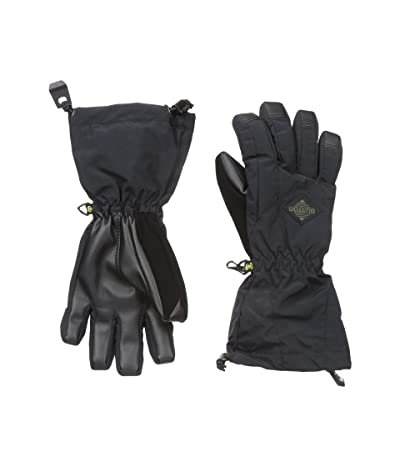Burton Kids Profile Gloves (Little Kids/Big Kids) (True Black) Snowboard Gloves