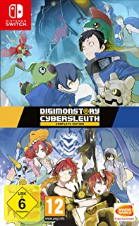 Digimon Story: Cyber Sleuth Complete Edition - Nintendo Switch [Importación alemana]