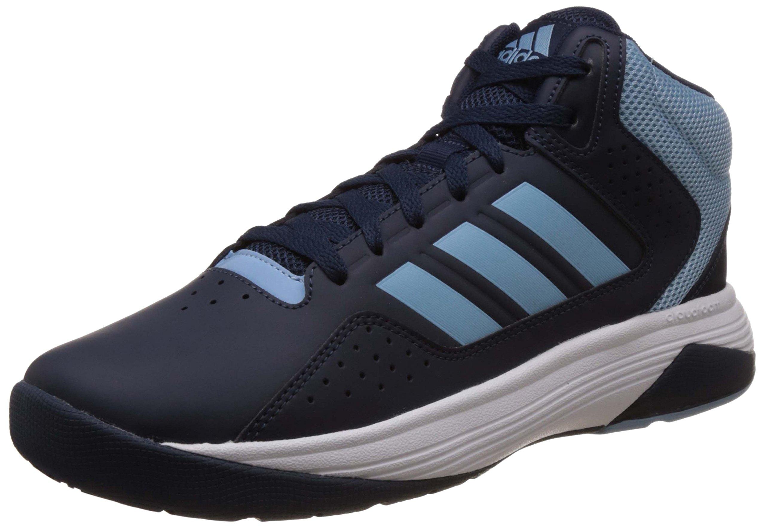 Adidas NEO Men's Cloudfoam Ilation Mid Basketball Shoes- Buy ...