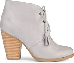 Brinley Co Women's Whit Ankle Boot