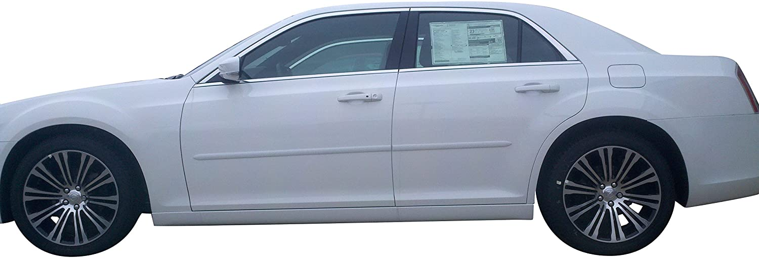 Max 63% OFF Cash special price Body Side Moldings made for the Painted in Chrysler Fact 300