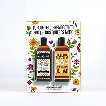 Nuggela & Sule Pack Nuggela Champu con Ext; cebolla 2Ud 1 Unidad 200 g: Amazon.es: Salud y cuidado personal