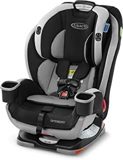 Graco Extend2Fit 3 in 1 Car Seat, Ride Rear Facing Longer, Garner, 21.56 pounds