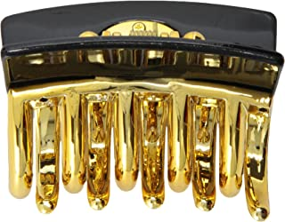 Caravan Gold Hair Claw Alex Decoration Black