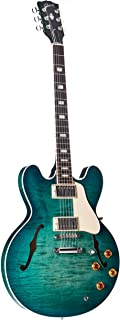 Gibson ES 335 Figured Aquamarine · Guitarra eléctrica
