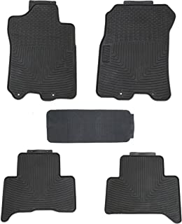 TMB All Weather Floormats for Toyota FJ Cruiser 2007-2014