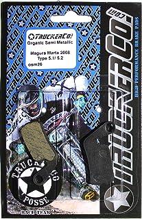 Resin, 1 Pair Bicycle Disc Brake Pads Replacement for Magura MARTA 2002-2008 SL