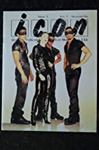 ICON MADONNA VOLUME 5 ISSUE 3 1995 HUMAN NATURE QUARTERLY PUBLICATION OF THE OFFICIAL MADONNA FAN CLUB