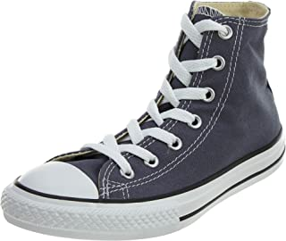 Converse CTAS Hi Chaussures DE Sport pour Garcon Noir 3S121C