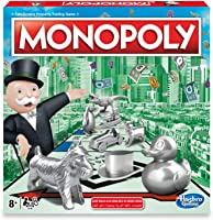 لعبة مونوبولي الكلاسيكية من هاسبرو