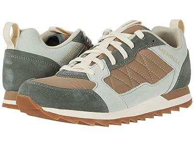 Merrell Alpine Sneaker (Laurel/Foam) Women