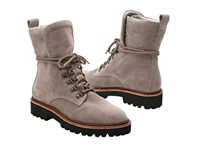 Sanctuary March (Taupe Grey Suede) Women