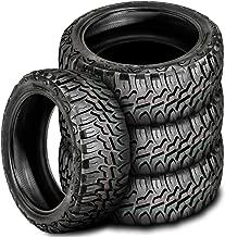Set of 4 (FOUR) Haida Mud Champ HD868 Radial Tires-35X12.50R24LT 117Q LRE 10-Ply