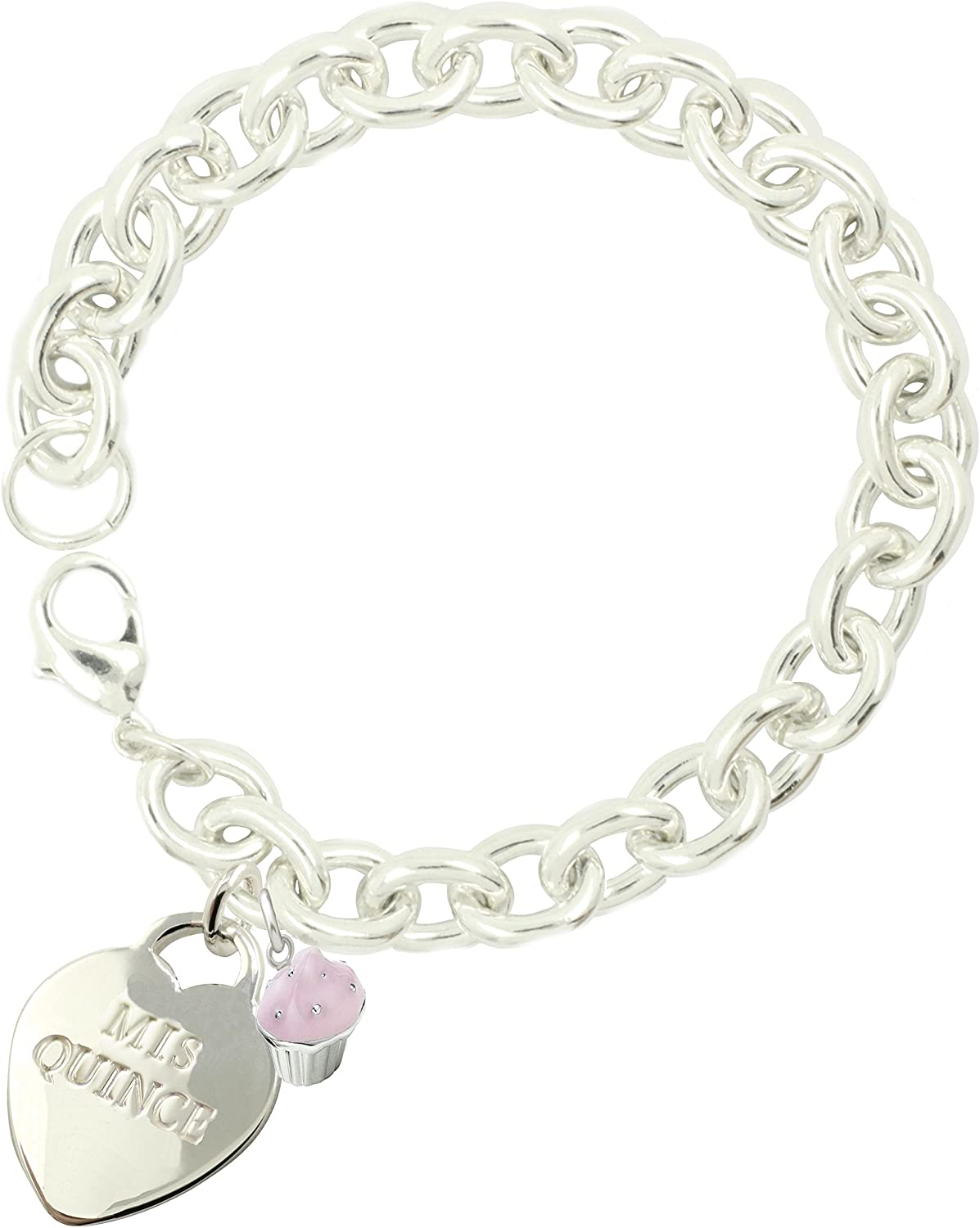 New York 925 Co. Quinceanera CC Plated Bracelet Manufacturer Challenge the lowest price of Japan direct delivery