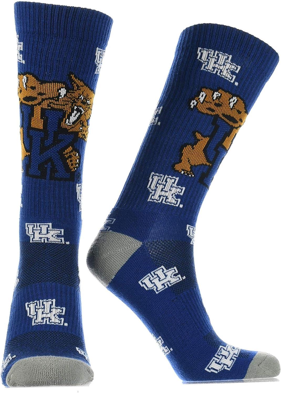 TCK Indiana Hoosiers Socks Crew Length Sock Mayhem