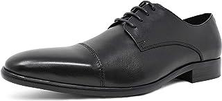 [神戸リベラル] ビジネスシューズ 本牛革【国内販売店】 ストレートチップ 紳士靴 メンズ 外羽根 LB809