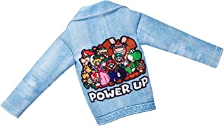Barbie Super Mario Denim Jacket Fashion