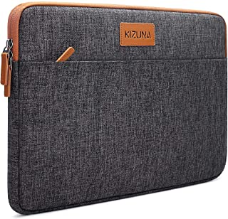 "KIZUNA 15.6 inch Laptop Sleeve Case Water Resistant Bag Pouch for 16"" MacBook Pro/15.6"" Dell XPS 15/Latitude 5590/Dell G3 ..."