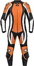 XLS Mono de piel combinado, naranja, tallas 48 50 52 54 56 58 60