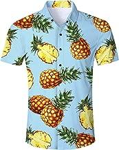 Goodstoworld Camisa Hawaiana para Hombre Mujer Casual Manga Corta Camisas Playa Verano Unisex 3D Estampada Funny Hawaii Shirt S-XL