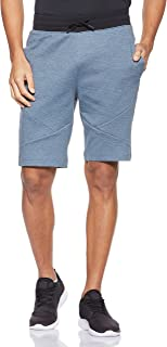 Under Armour Men's Unstoppable 2X Knit Shorts, Grey (Wire/Black)