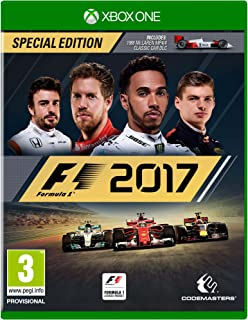F1 2017 Special Edition (Xbox One) (輸入版)