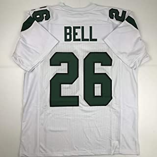 Unsigned Le'Veon LeVeon Bell New York White Custom Stitched Football Jersey Size XL New No Brands/Logos