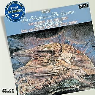 Haydn: The Creation (Die Schöpfung) / Part 1 - Und Gott sprach...Nun beut die Flur