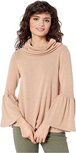 Greatest Knits Cowl Neck Knit