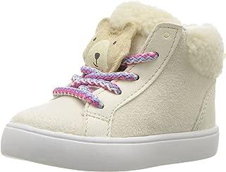 carter's Kids Sydney3 Girl's Novelty High-Top Casual Sneaker
