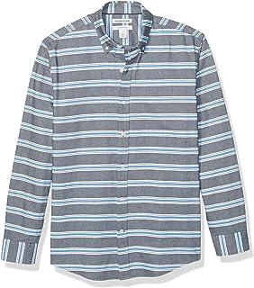 Amazon Essentials Men's Regular-Fit Long-Sleeve Oxford Shirt