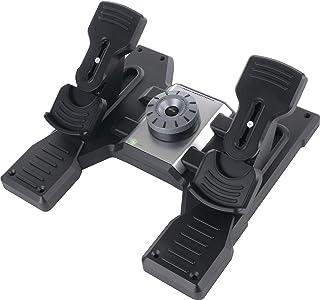 Logitech G 945-000024 G Pro Flight Rudder Pedals,Black