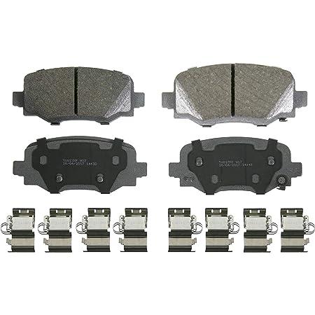 Wagner ThermoQuiet QC1864 Ceramic Disc Brake Pad Set