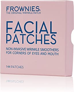 Frownies AD1401 Corners of Eyes and Mouth, 144 Patches, reg multi