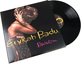Erykah Badu: Baduizm Vinyl 2LP