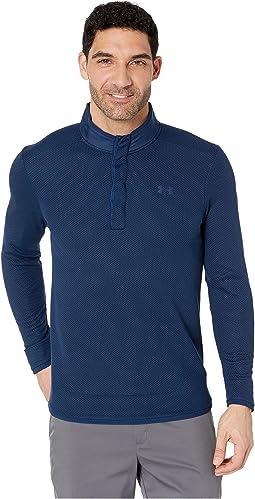 Storm Sweaterfleece Snap Mock