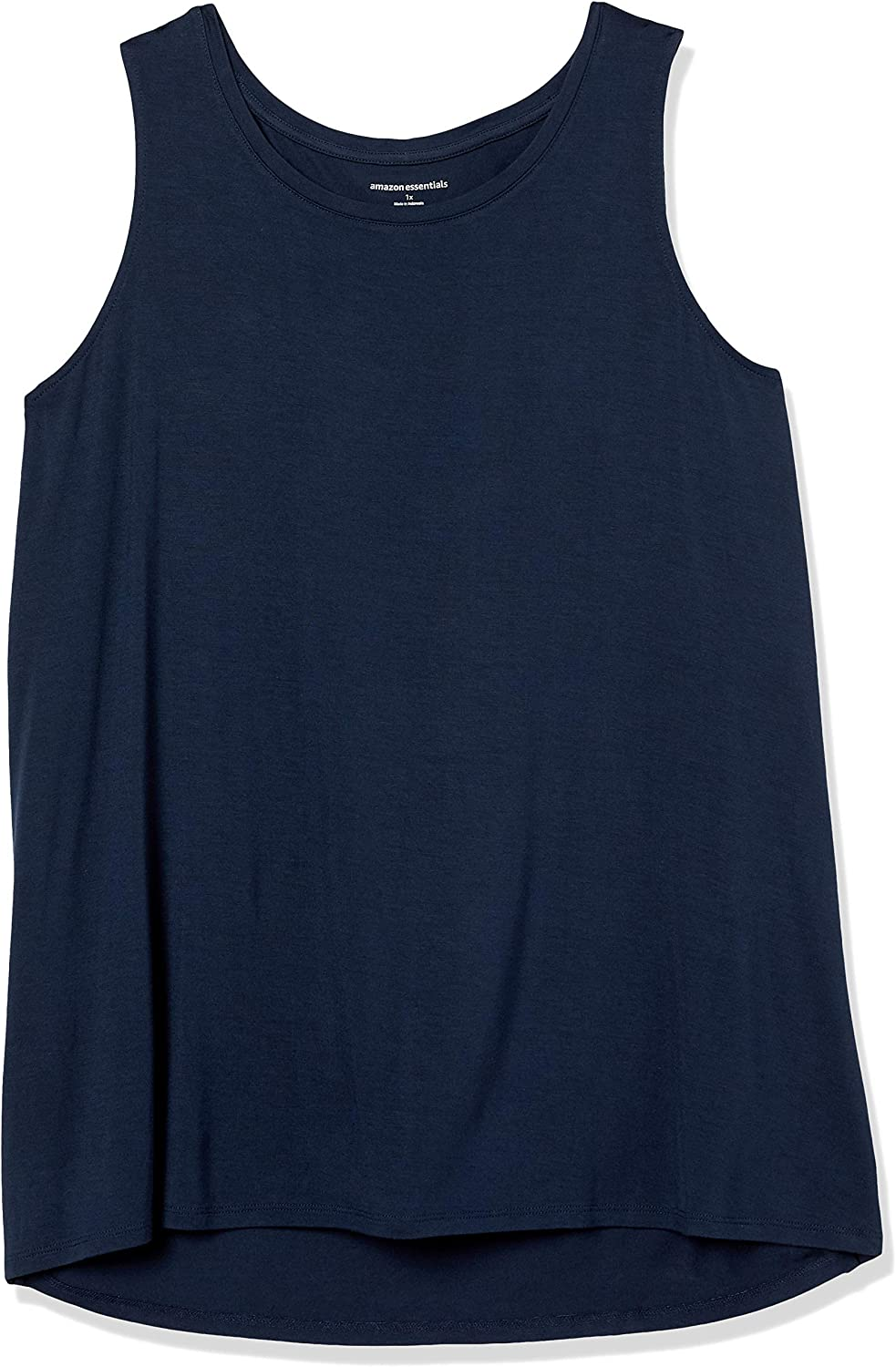 Essentials Plus Size Swing Tank Mujer