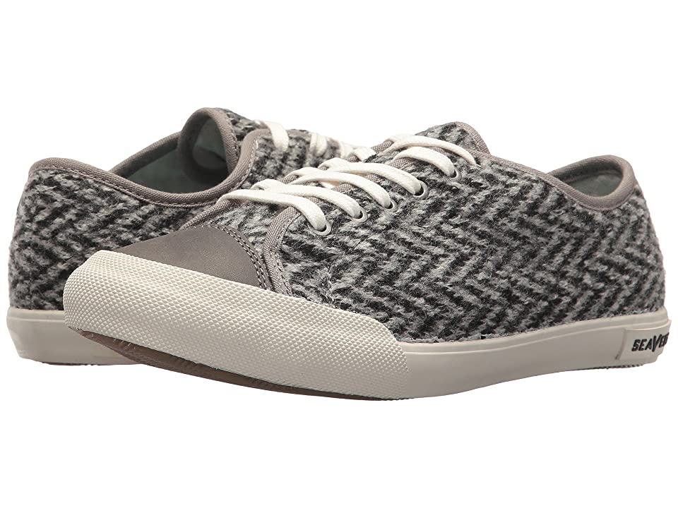 SeaVees Army Issue Low Wintertide (Anchor Grey Herringbone) Women