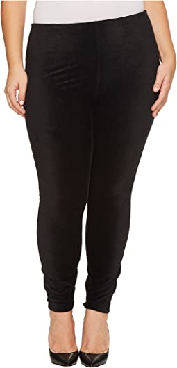Plus Size Corduroy Leggings