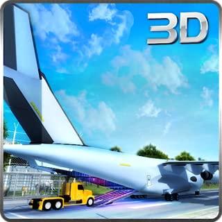 Zoo Animal Airplane Pilot Transportation Simulator 3D: Wild Animal Transport Flight Cargo Simulator Adventure Mission Games Free For Kids 2018