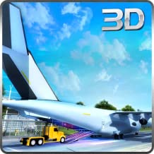 Zoo Animal Airplane Pilot Transportation Simulator 3D: Transporte de animales salvajes Simulador de carga de vuelo Adventure Mission Games Gratis para niños 2018