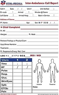 EMT Rapid Transit Form - - 100 Forms per Pack