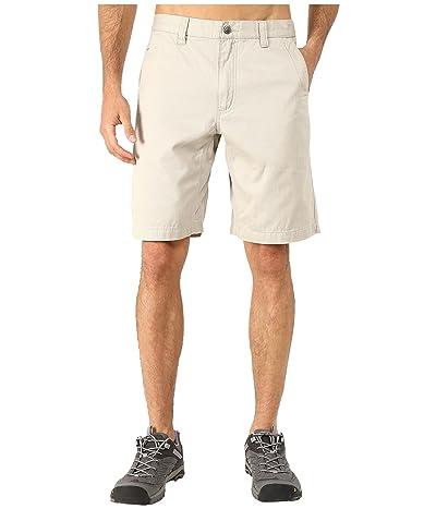 Mountain Khakis Teton Twill Short (Stone) Men