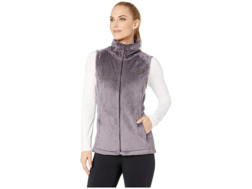 The North Face Osito Vest (Galaxy Purple Heather) Women