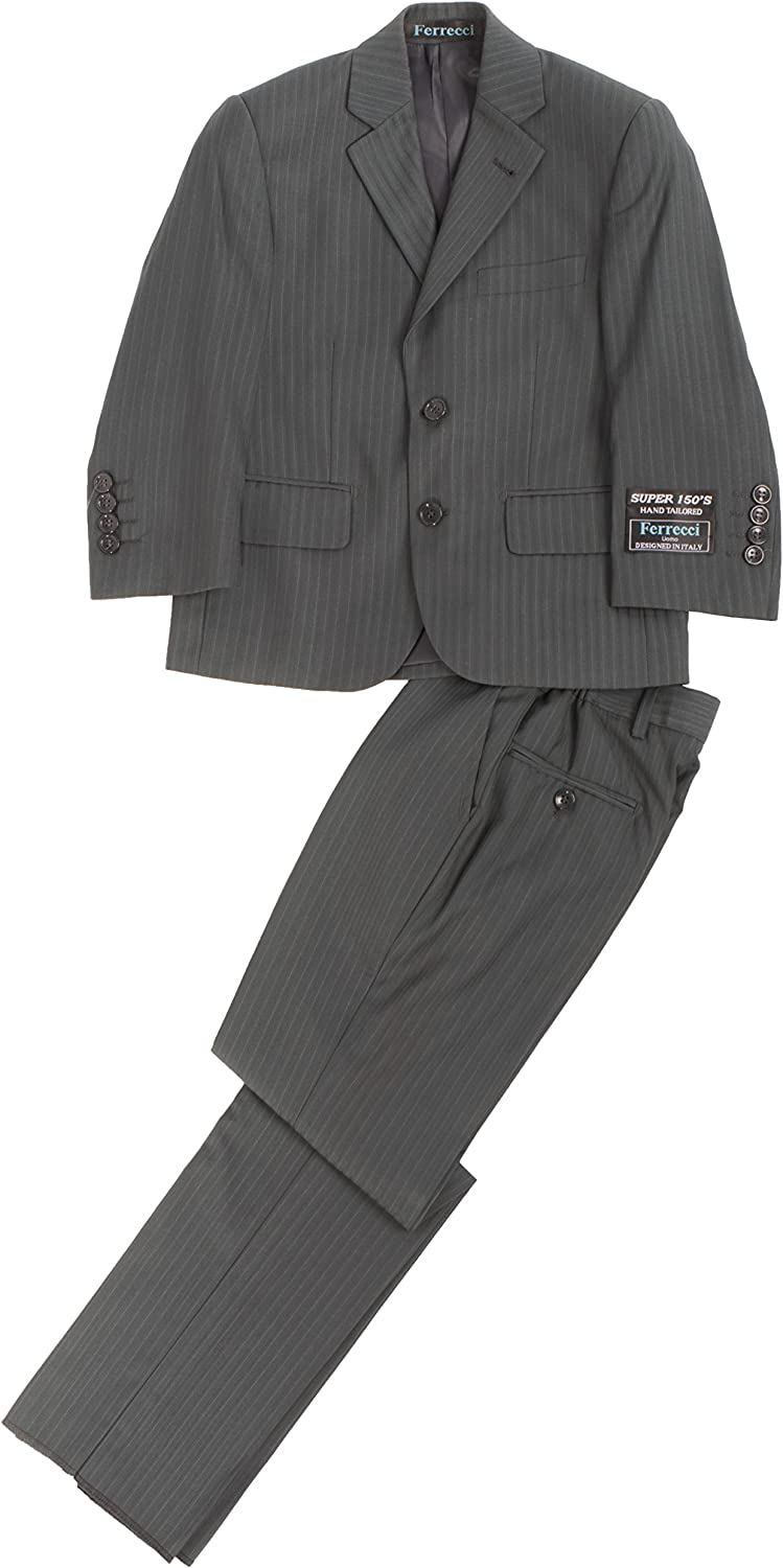 Ferrecci Boys Free shipping Kids Youth 2pc 3pc Many lowest price Suits Styles - Colors
