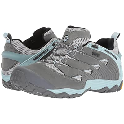 Merrell Chameleon 7 Waterproof (Frozen Blue) Women