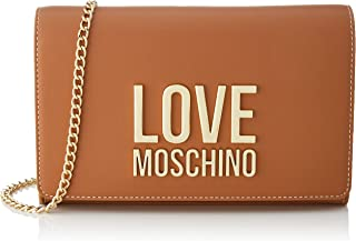 Love Moschino Damen Borsa A Spalla Da Donna Schultertasche, Kollektion Herbst Winter 2021, Einheitsgröße